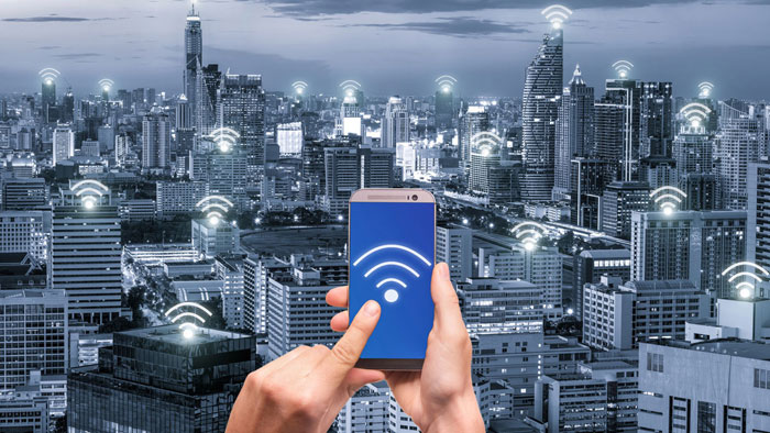 City to be entirely Wi-Fi enabled by November 2018