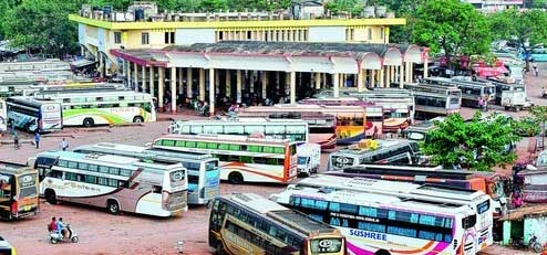 Upgradation of Baramunda Bus Stand to Inter State Bus Terminus soon