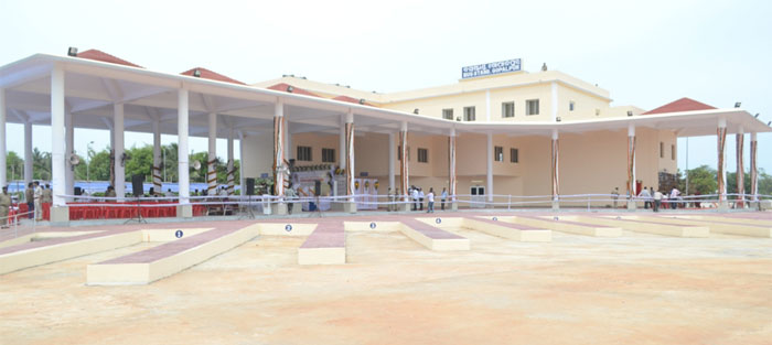 Gopalpur to have Odisha's first inter-state bus terminal