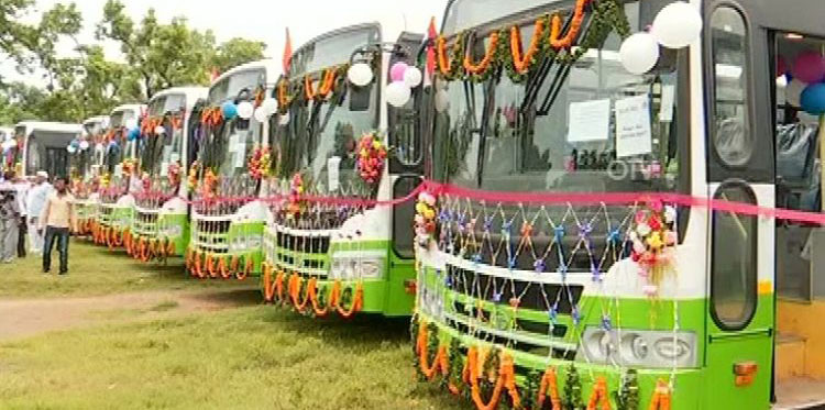 Balasore gets City Bus Service
