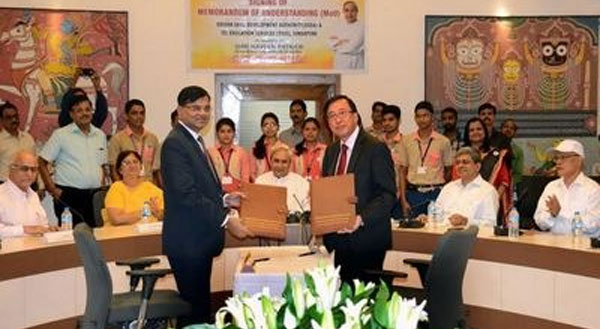 Odisha signs MoU with Singapore based ITEES for enhanced skill development ecosystem