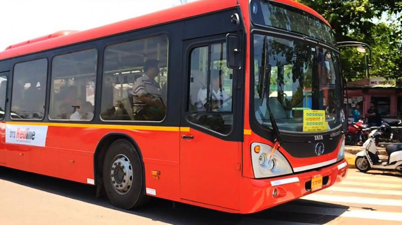 BBSR Bus service goes high tech