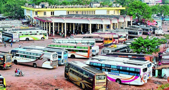 Interstate bus terminal soon at Baramunda-Bhubaneswar