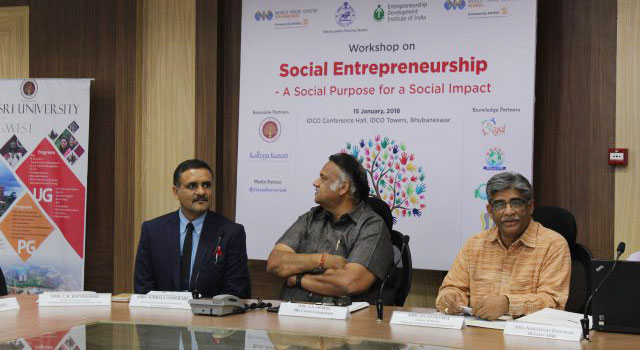 Social entrepreneurship program by WTC