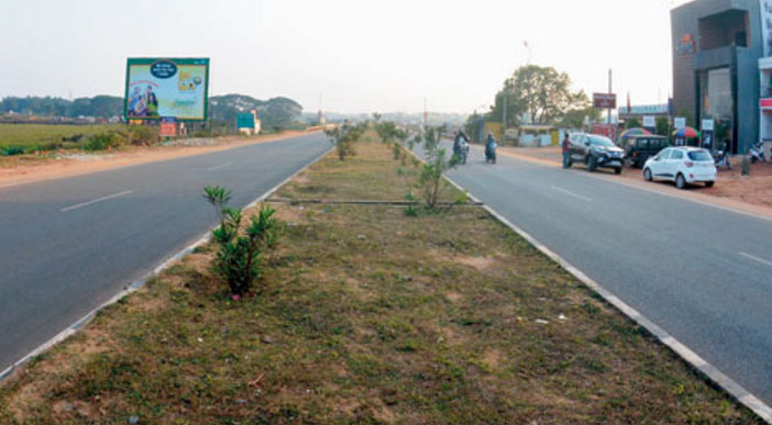 Plantation Plans on Puri bypass
