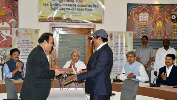 Odisha Chief Minister launches OeHMIS