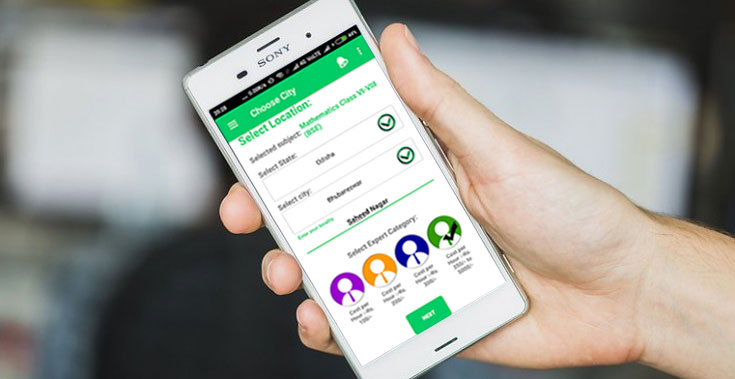 PickTrainer App for city students