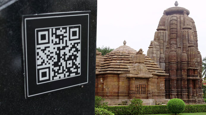 Bhubaneswar monuments getting QR codes soon