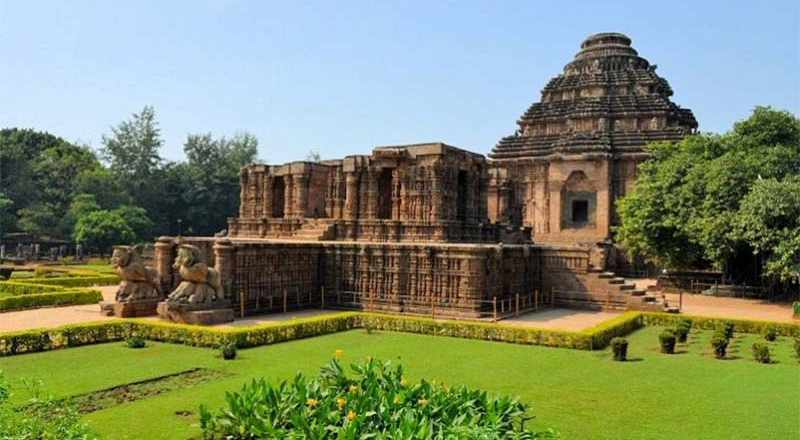 Konark Temple soon to be provisioned with world class facilities and displays