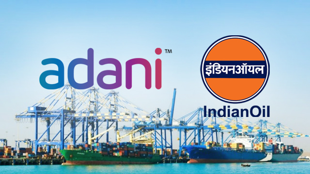 Adani Ports join hands with Indian Oil for Dhamra LNG terminal