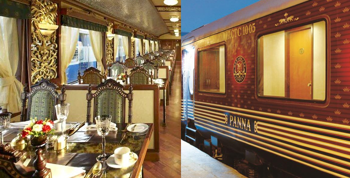 State to have a luxury Train
