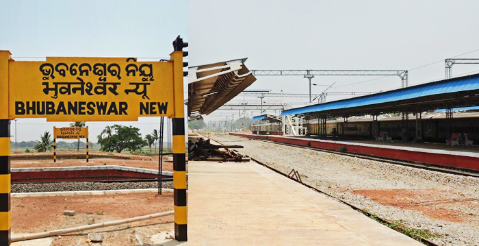 New railway station in Bhubaneswar soon