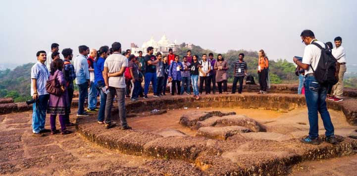BDA sets off to have eight heritage tours in Bhubaneswar