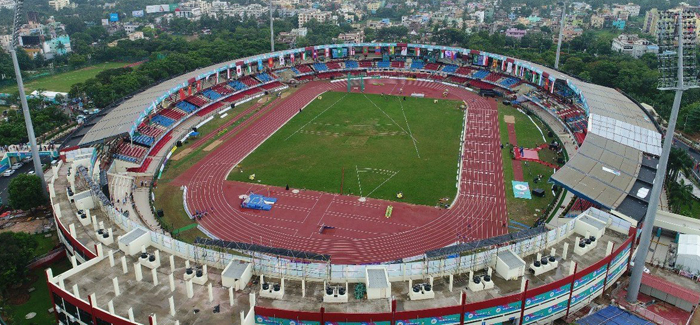National Open Athletics Championships kicks off at Kalinga Stadium