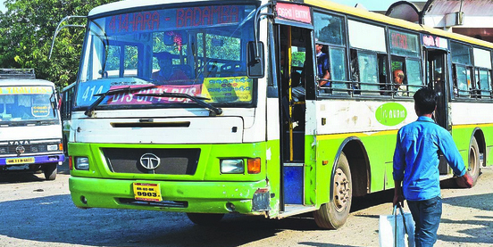 Smart city Bhubaneswar gets 29 new buses