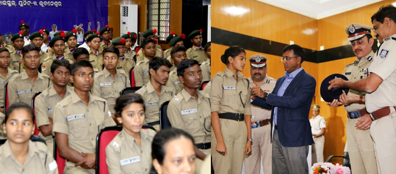 State launches Student Police Cadet in 40 schools