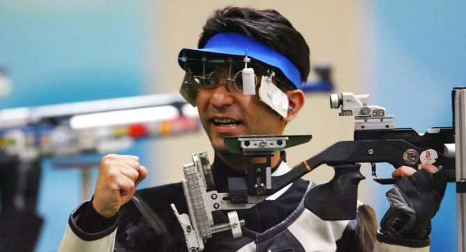 'Abhinav Bindra Targeting Performance' to open in BBSR