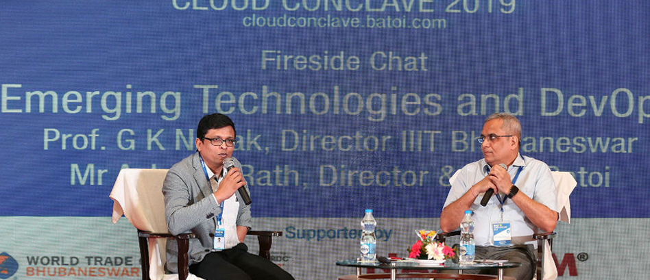 A Cloud Conclave in Bhubaneswar