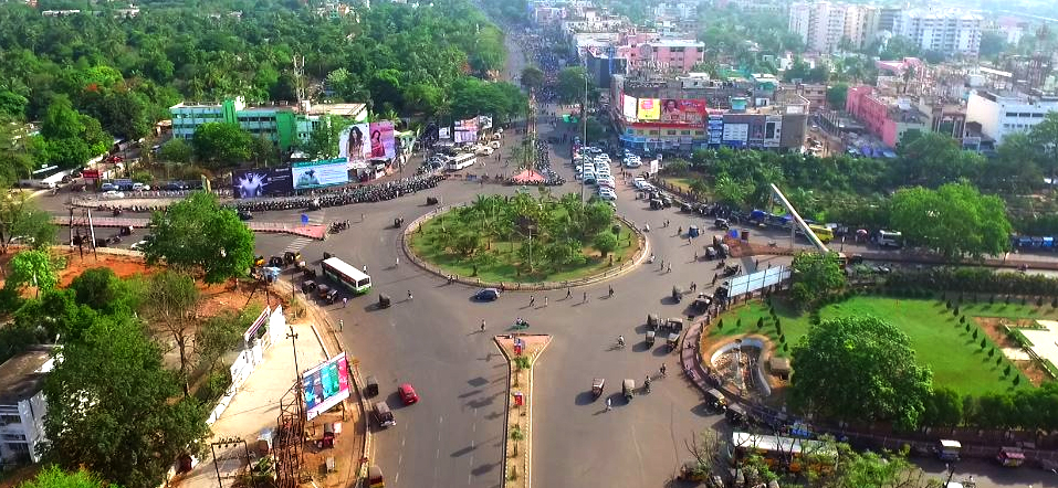 Bhubaneswar celebrates its 71st Foundation Day