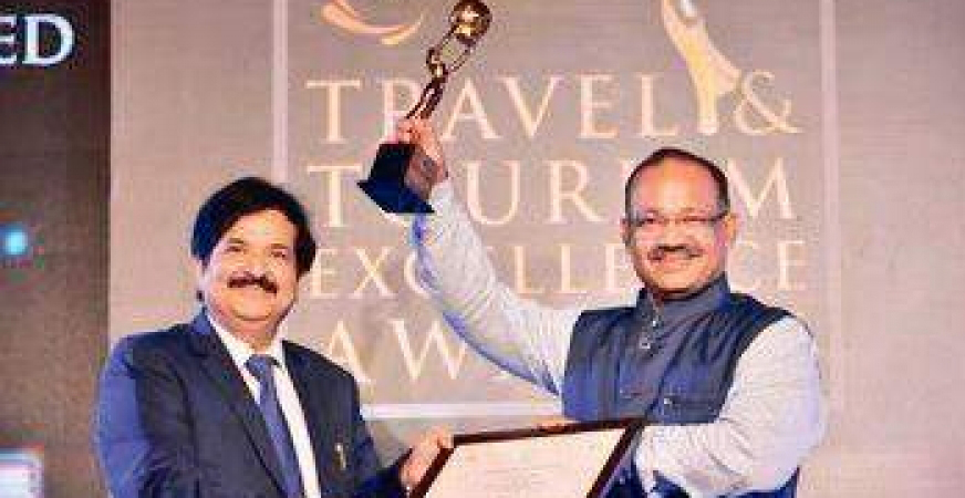 Odisha bags the excellence award for ecotourism
