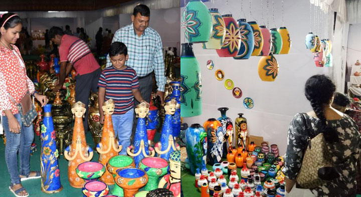 'Mruttika-2019' exhibition in Bhubaneswar