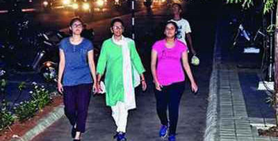 Smart Jogging Track For BBSR Residents