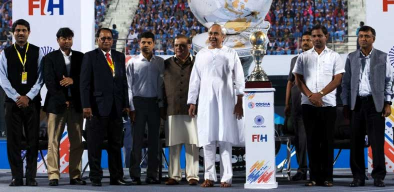 BBSR to host 2023 Men's Hockey World Cup